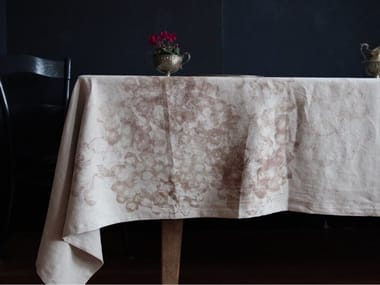 Linen tablecloth HORTENSA | Tablecloth