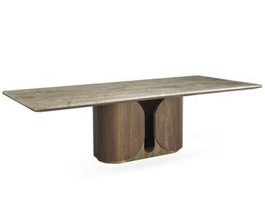 Rectangular dining table HORUS