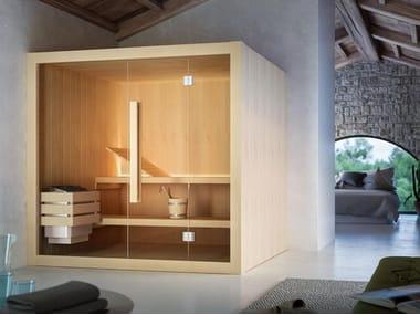 Sauna finlandese prefabbricata HOSHI