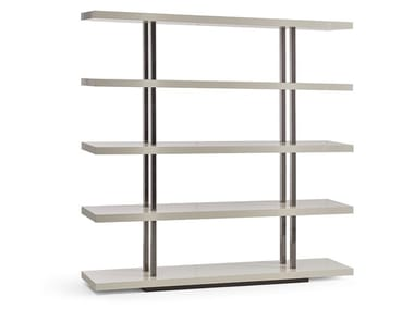 Open freestanding honeycomb bookcase HOTELLO | Bookcase