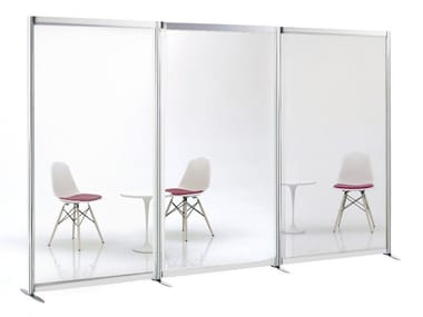 Free standing office screen HOTO