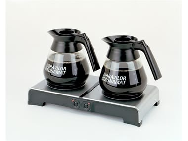 Hot plates for decanters HP