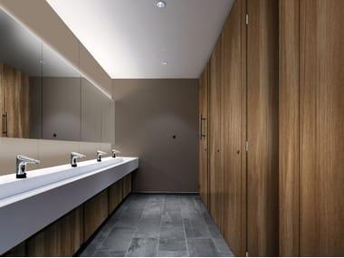 Cubicle & Washroom HPL wall tiles