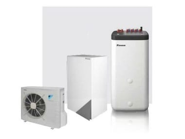 Air to water Heat pump HPSU Bi-Bloc