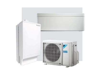 Hybrid boiler HPU Hybrid + Multi