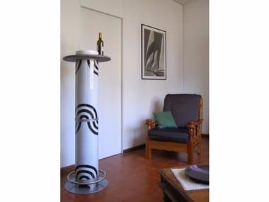 Stufa elettrica in ceramica HRST1200PTE | Stufa elettrica