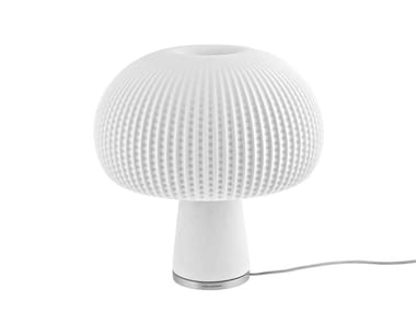 Porcelain table lamp E2H – Earth to Humanity - HRYB