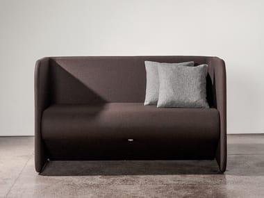 2 seater sofa HUG | Small sofa