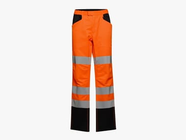 Pantalone da lavoro HV PANT CARGO ISO ARANCIONE FLUO