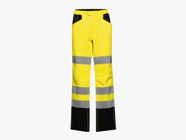Pantalone da lavoro HV PANT CARGO ISO GIALLO FLUO