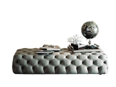 Tufted fabric bench HYATT | Bench