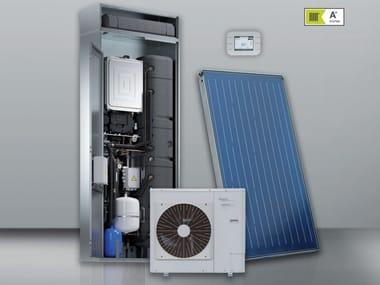 Boiler for solar heating system HYBRID BOX