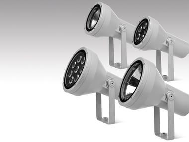 Proiettore per esterno a LED orientabile in alluminio pressofuso HYDROFLASH | Proiettore per esterno
