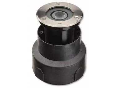 Segnapasso a LED a pavimento in alluminio pressofuso per esterni HYDROFLOOR MICRO | Segnapasso in alluminio
