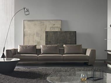 Leather sofa HYPER