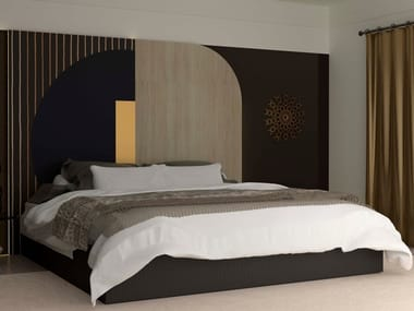 Interactive sensorial headboard TALKATIVE MATTER | Headboard