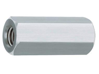 Dado in acciaio Dado di collegamento esagonale acciaio