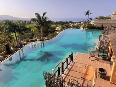 游泳池 Hotel and resort swimming pools
