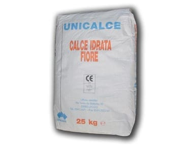 Calce idrata e idraulica Calce Idrata FIORE