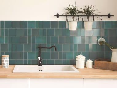 Indoor ceramic wall tiles I BRICCHI