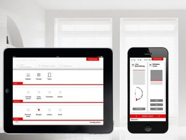 Home automation system for video surveillance I-TEC SMARTWINDOW