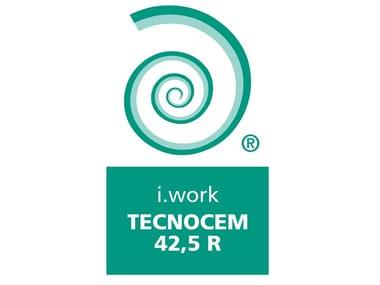 Cemento Portland al calcare I.WORK TECNOCEM® A-LL 42,5 R