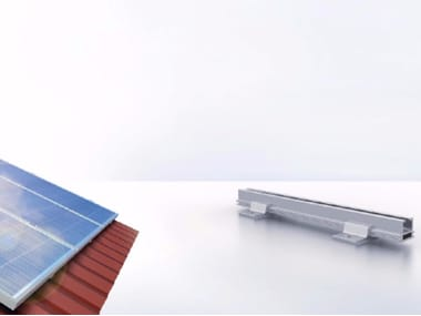 Support for photovoltaic system IBC TOPFIX 200 Eco Trapezoid System