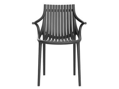 Sedia da giardino con braccioli IBIZA | Sedia con braccioli