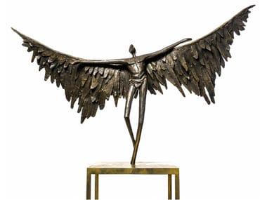 Bronze sculpture ICARUS