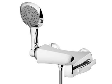 Miscelatore per vasca a muro con doccetta ICARUS | Miscelatore per vasca