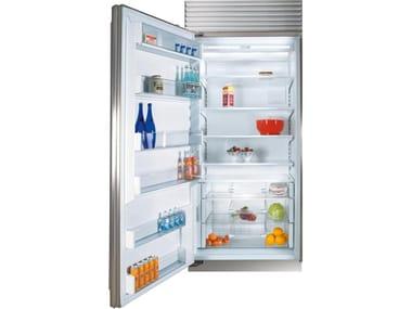 Built-in single door steel refrigerator Class A + ICBBI-36R | Refrigerator