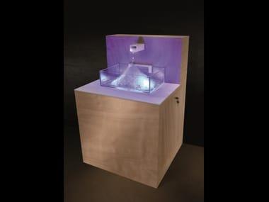 Ice fountain ICE