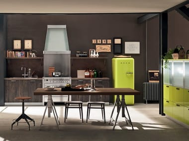 Cucine componibili stile industriale | Archiproducts