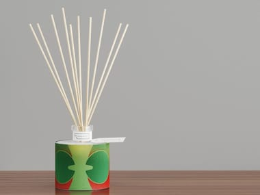 Natural stone Air freshener dispenser ICON DETAILS Prestige - Tabacco e Agrumi