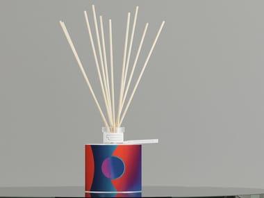 Natural stone Air freshener dispenser ICON DETAILS Prestige - Uva e Mirtilli