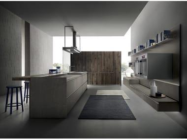 Küche Mit Kücheninsel ICON | Küche Mit Kücheninsel. ERNESTOMEDA