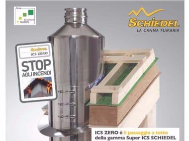 Passaggio per tetti in legno ICS ZERO – Passaggio tetti in legno