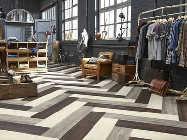 Pavimento in LVT iD INSPIRATION LOOSE-LAY