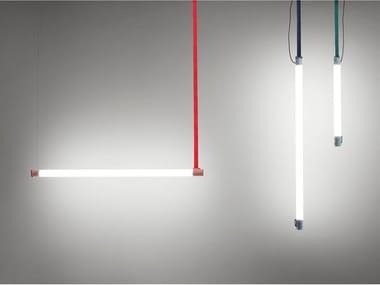 LED indirect light adjustable metal pendant lamp IDA