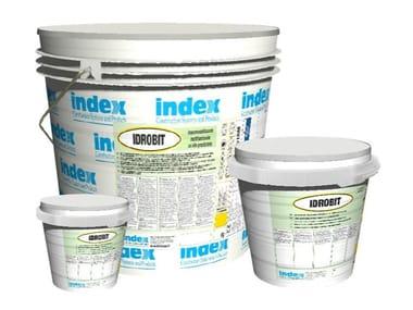 Impermeabilizzante elastomero-bituminoso ad alte prestazioni IDROBIT