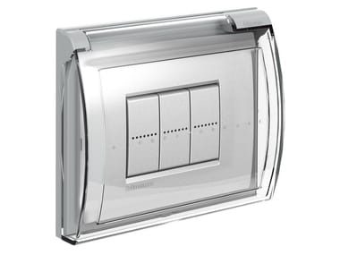 Leaktight and protected enclosures for civil ranges IDROBOX