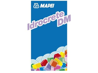 Idrofugo per calcestruzzi IDROCRETE DM