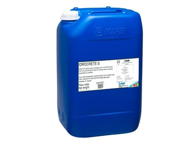 Additivo idrofugo impermeabilizzante di massa IDROCRETE S