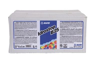 Giunto bentonitico idroespandente IDROSTOP B25