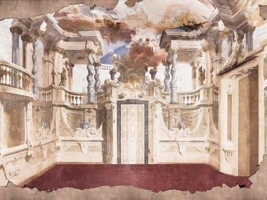 Carta Da Parati Pois Roma : Carte da parati stile classico archiproducts
