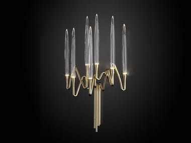 Handmade LED wall light IL PEZZO 3 | Wall light