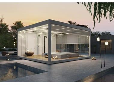 Glass Winter garden IMAGO