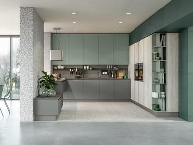 Fitted kitchen IMMAGINA PLUS LUX 2