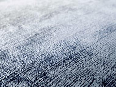 Tappeto degradé in fibra di bambù intrecciato a mano IN-CANTO ACQUERELLO | Tappeto