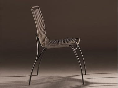 Steel garden chair IN&OUT
